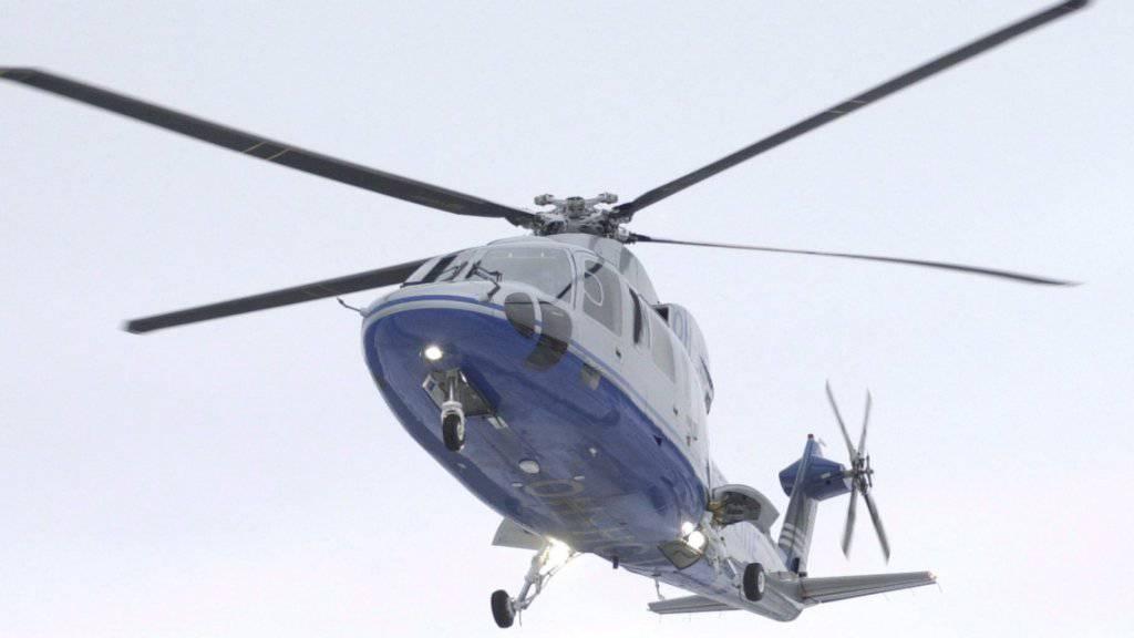 Sogenanntes «Helikoptergeld» ist für die Europäische Zentralbank EZB kein Thema (Symbolbild).