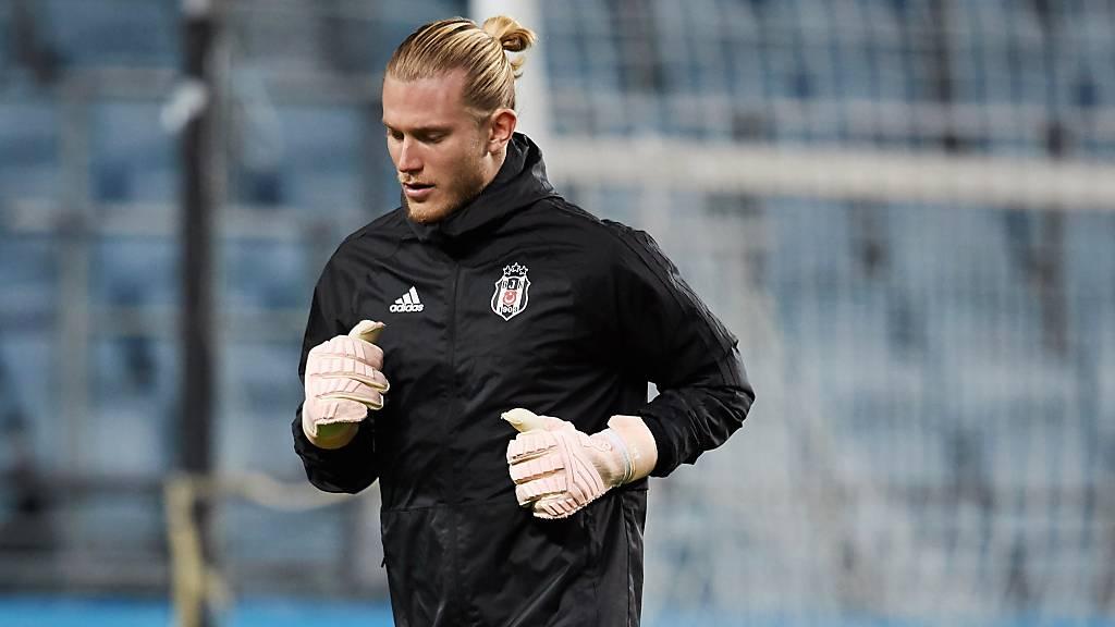 Liverpool-Leihgabe Karius kehrte Besiktas Istanbul Rücken