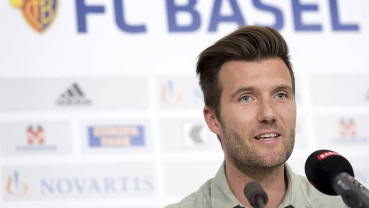 Raphaël Wicky löst im Sommer Urs Fischer als Cheftrainer beim FC Basel ab.
