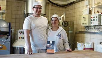 Angela Maurer und Yves Bottlang haben vor vier Jahren die Bäckerei auf dem Bözberg übernommen.