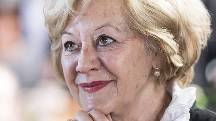 SP-Nationalrätin Susanne Leutenegger-Oberholzer: «Jetzt haben wir ein klares Resultat gegen die Arroganz der bürgerlichen Mehrheit.»