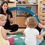 Kitas spielen eine wichtige Rolle bei der Frühförderung von Kindern.