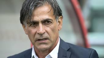 Maurizio Jacobaccis Zeit im Wallis könnte bald ablaufen