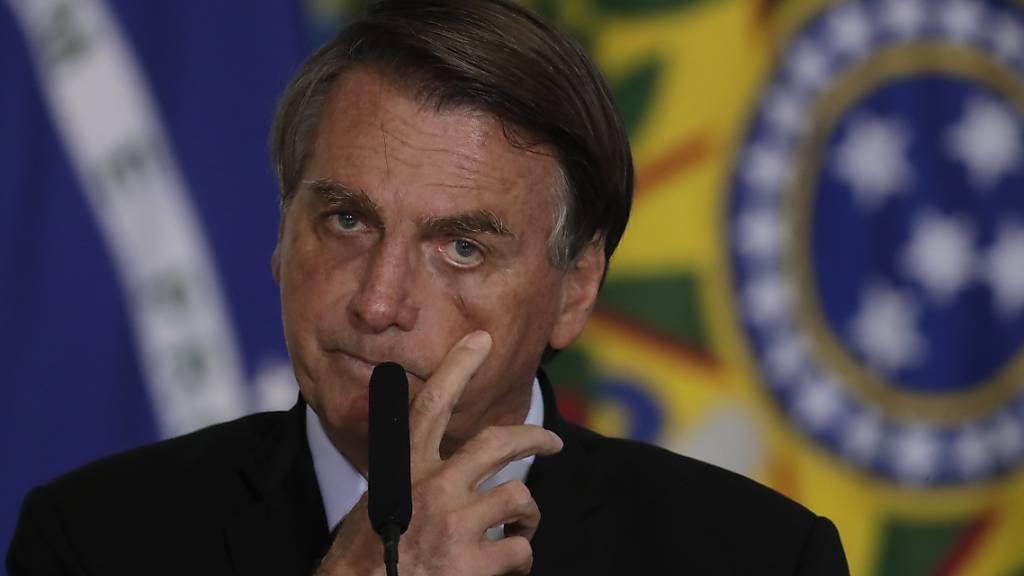 Bolsonaro-Untersuchung nach Korruptionsverdacht bei Impfstoffdeal