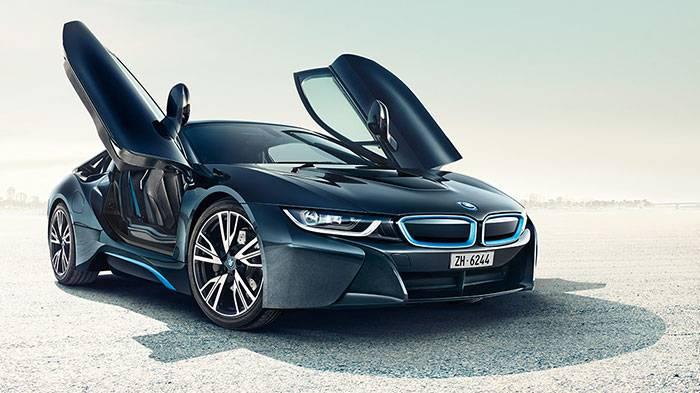 Adi aus Rickenbach gewinnt den BMW i8