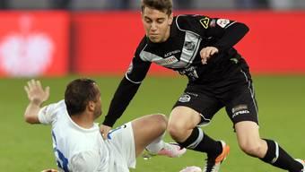 Der FC Zürich mit Alexander Kerschakow ist drei Runden vor Schluss am Boden