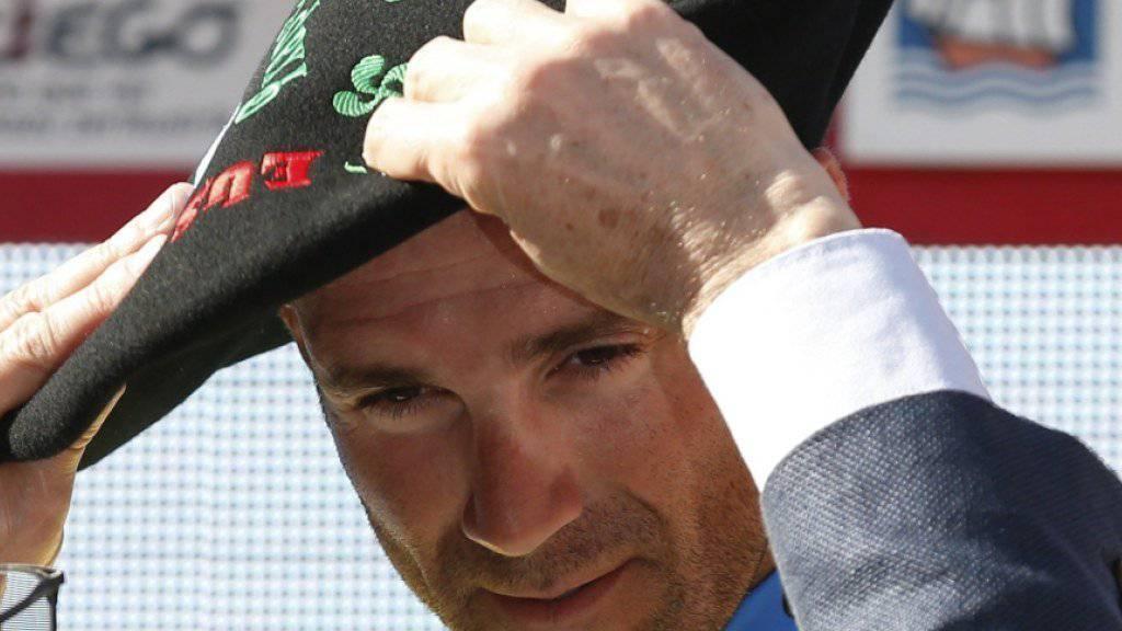 Alejandro Valverde schloss mit seinem Sieg bei der Baskenland-Rundfahrt eine Lücke in seinem Palmarès