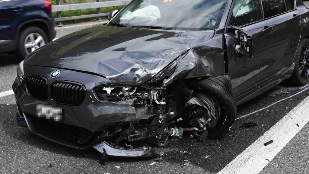 Kurznachrichten: Unfall, Catherine Debrunner