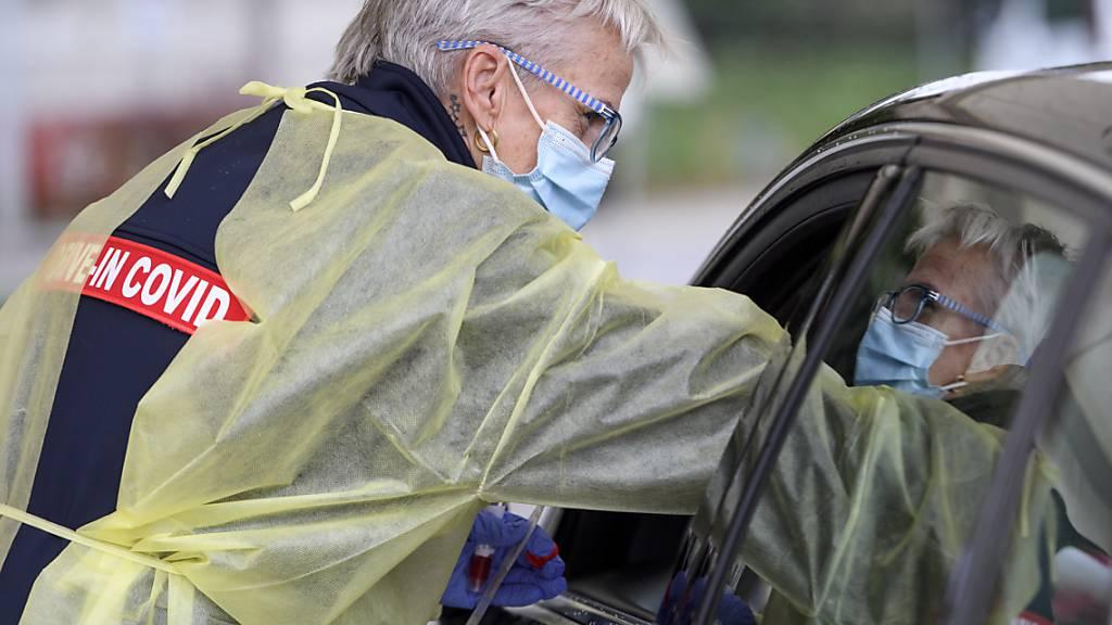 BAG meldet 130 neue Coronavirus-Fälle innerhalb von 24 Stunden