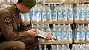 Kontrolle von Alkohol in der Türkei (Symbolbild)