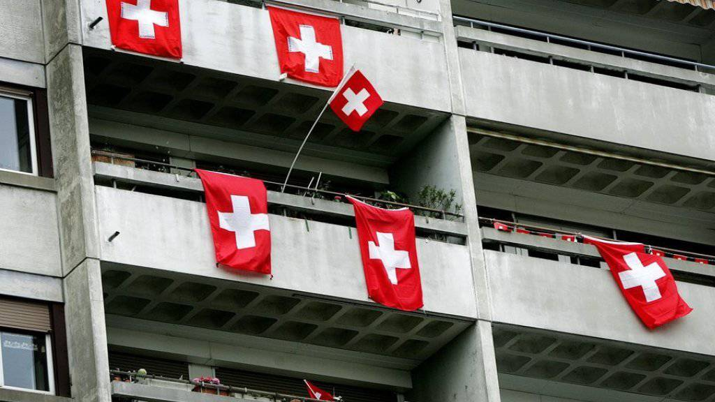 Die Stiftung Zukunft CH will verhindern, dass die offizielle Nationalhymne schrittweise verdrängt wird. (Symbolbild)