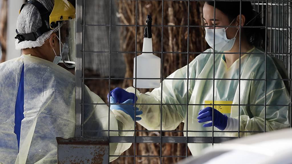 Neuseeland meldet 13 weitere Corona-Fälle
