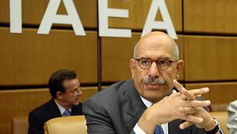 Al Baradei ist enttäusch über Iran (Archiv)