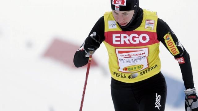 Siegerin Justyna Kowalczyk