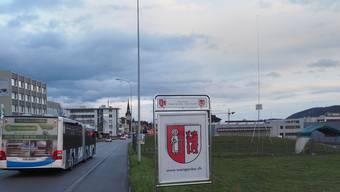 Das BOGG-Ausbauprojekt in der Chellematt, wo gleich neben dem bestehenden Depot eine neue Einstellhalle zu stehen kommen soll, ist auf Kurs.