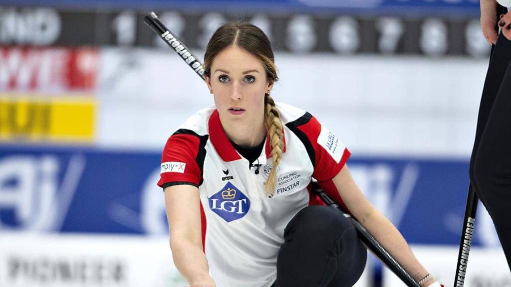 Schweizer Curlerinnen treffen auf Schottland