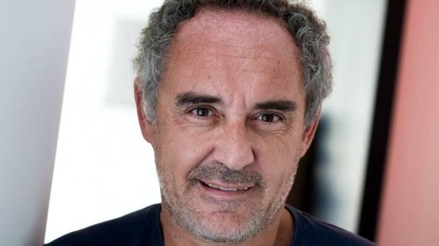 Starkoch Ferran Adrià (Archiv)