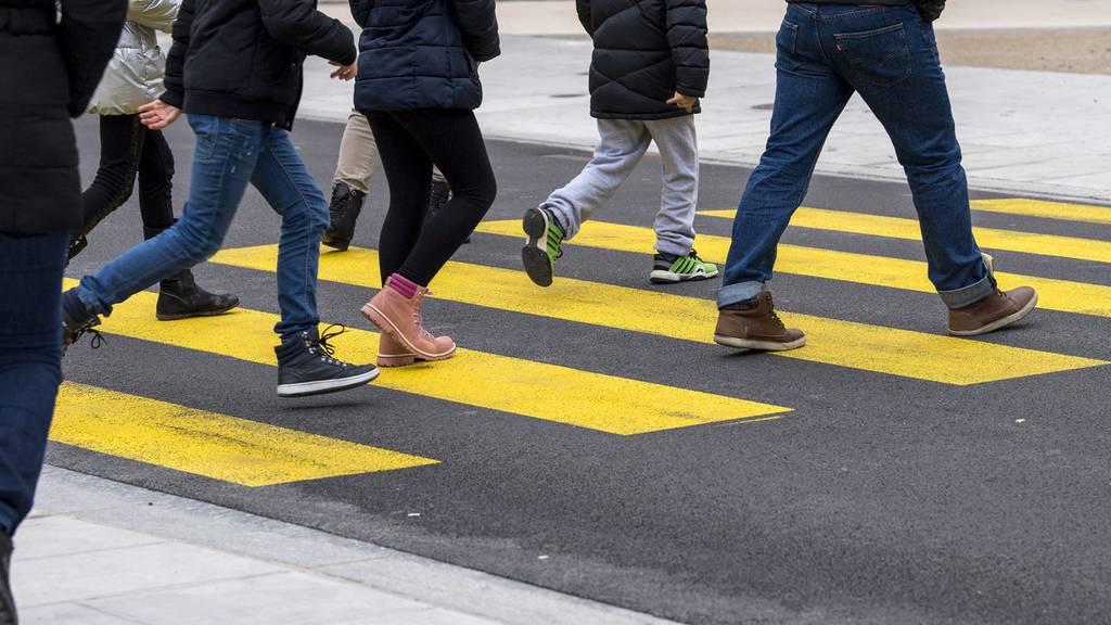 Die Aargauer Regionalpolizeien ziehen eine gemischte Bilanz zur Aktion «Schulbeginn 2021».