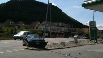 Unfall in Würenlingen