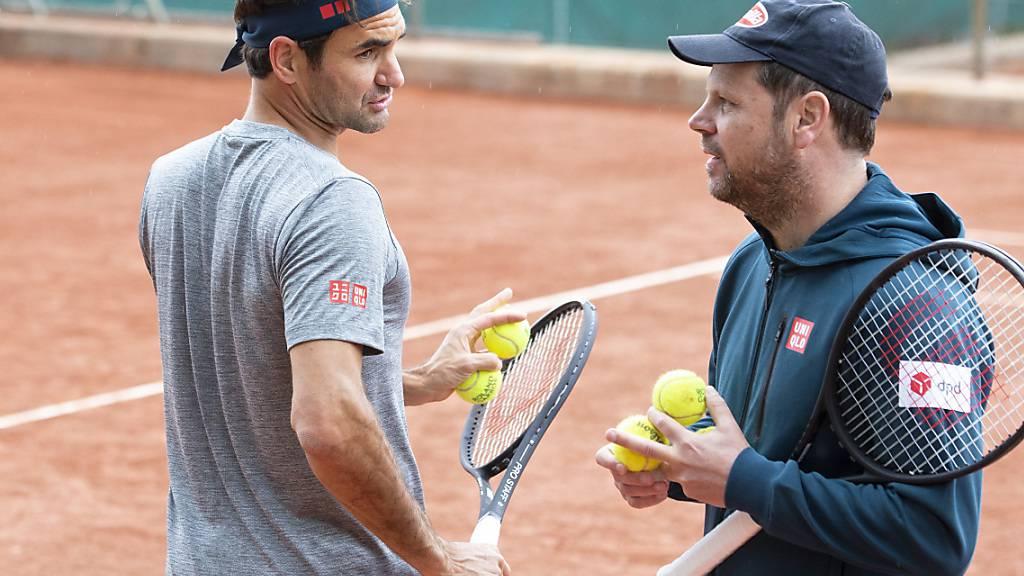 Roger Federer: «Ich bin selber gespannt»