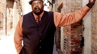Sugaray Rayford und seine Band sind das Highlight des Festivals. Der Texaner hat das Potenzial, einer der grössten Bluesmusiker überhaupt zu werden.