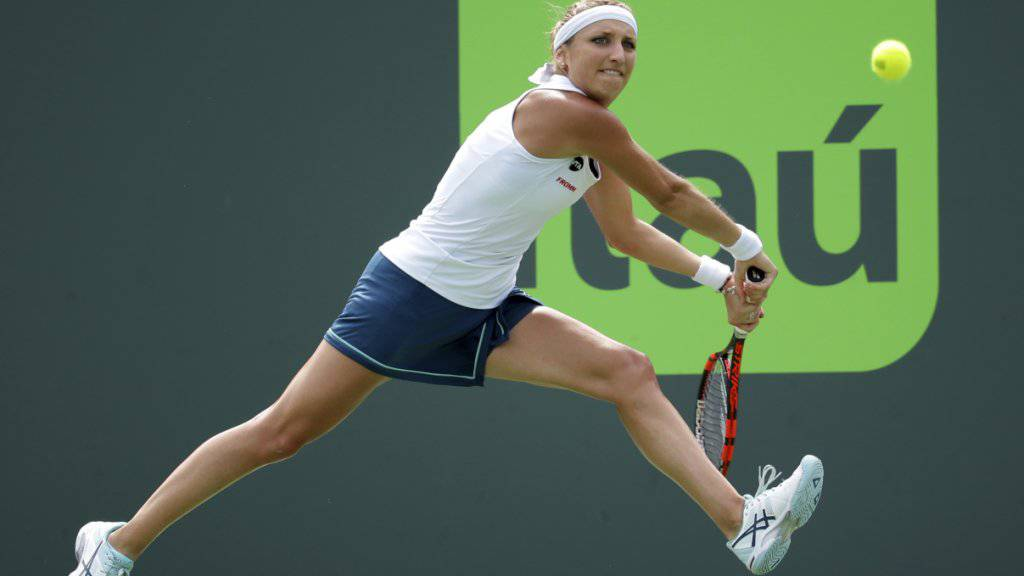 Timea Bacsinszky bestätigte ihre Teilnahme am neuen WTA-Turnier von Gstaad