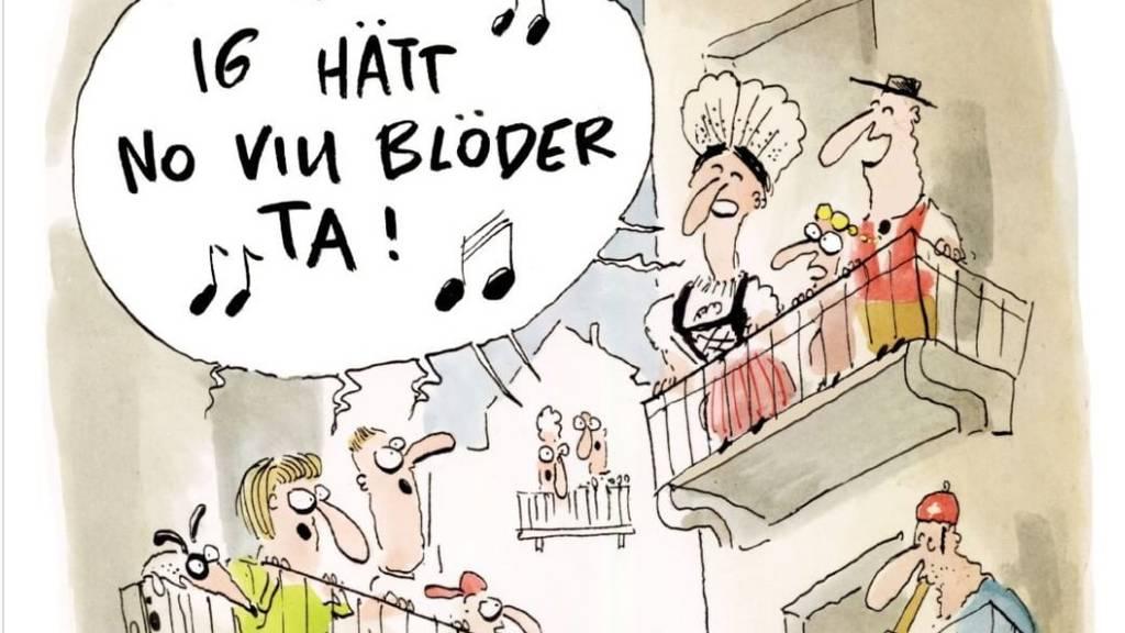 Einige der besten Corona-Karikaturen - PilatusToday