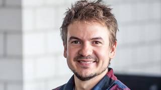 Oliver Ettlin, Geschäftsführer von «Pink Bag»