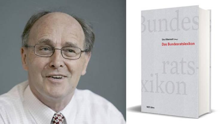 Urs Altermatt, Herausgeber des Bundesratslexikons.