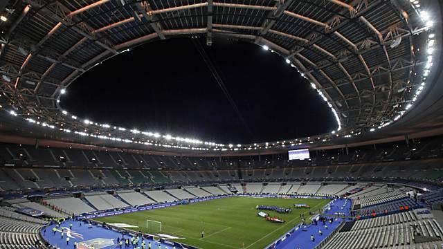 Im Stade de France findet EM-Eröffnungsspiel und EM-Final statt