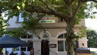 Restaurant Pizzeria Kleinholz: vielleicht bald mit neuem Namen.