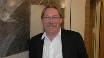 Stadtratskandidat Toni Stadelmann tritt am 21. April erneut an.