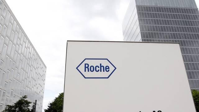 Roche-Gebäude in Rotkreuz/ZG (Archiv)