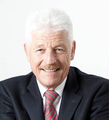 Ex-SBB-ChefBenedikt Weibel.