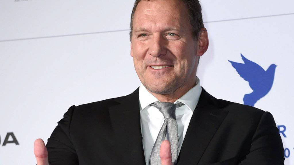 Schauspieler Ralf Moeller wäre gerne ein Bond-Bösewicht