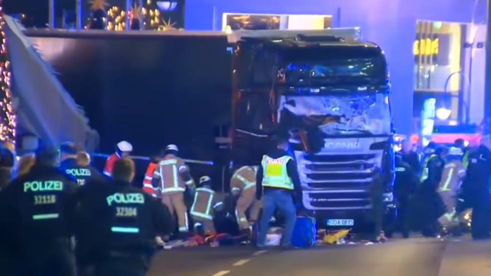 Berlin: Suche nach Täter geht weiter