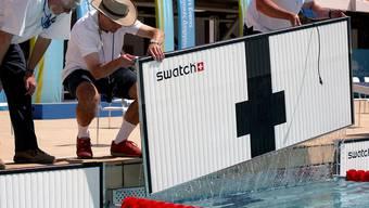 Swiss Timing, Tochterfirma von Swatch.