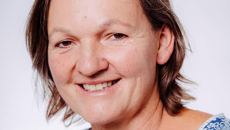 Myrtha Dössegger (57, SVP, Einwohnerrat Kandidatin