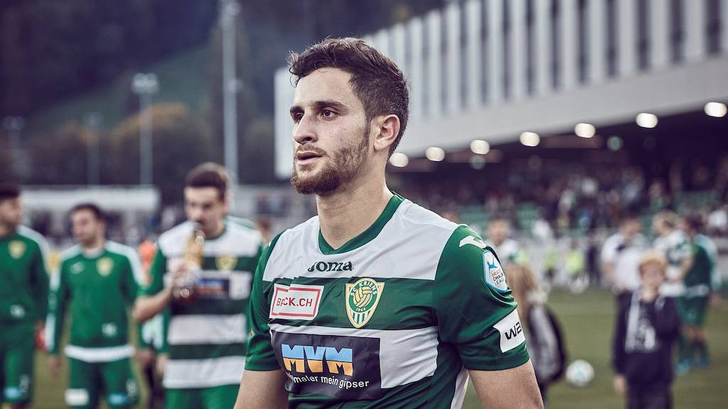 Chihadeh von Kriens zum FC Thun