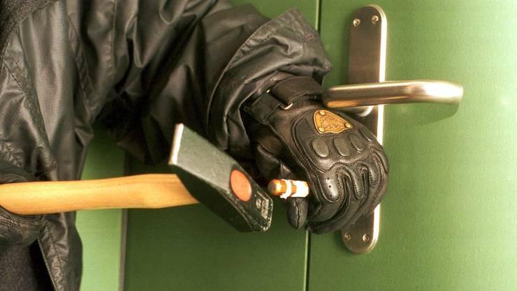 Der Täter von Winznau und Hägendorf hat Spuren auf seinem Werkzeug hinterlassen.