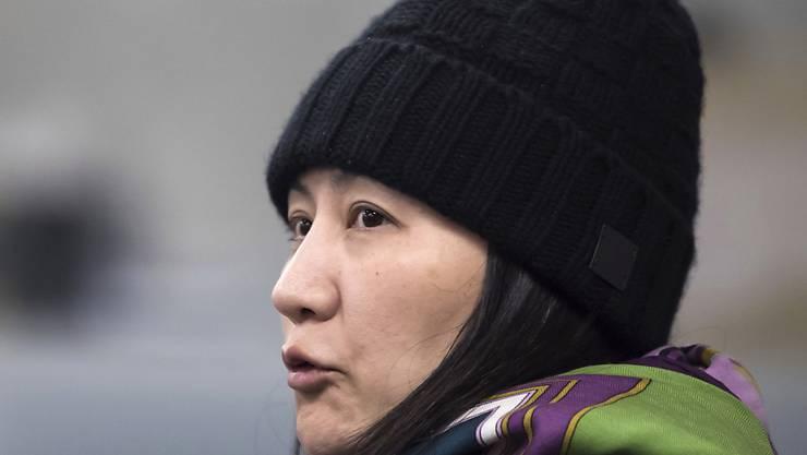 Die US-Regierung wirft ihr Verstösse gegen die Iran-Sanktionen vor: Meng Wanzhou, Finanzchefin des chinesischen Smartphone- und Technologie-Unternehmens Huawei. (Archivbild)