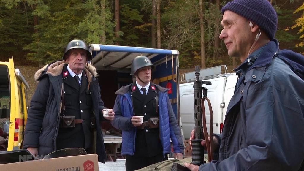 Alec Baldwin erschiesst Kamerafrau bei Dreh in den USA: «Mad Heidi»-Crew zeigt Sicherheitsvorkehrungen an Schweizer Film-Set