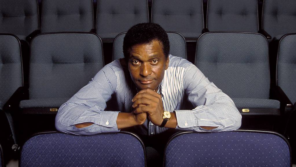 Charley Pride, Country-Sänger aus den USA. Foto: Marc Morrison/dpa