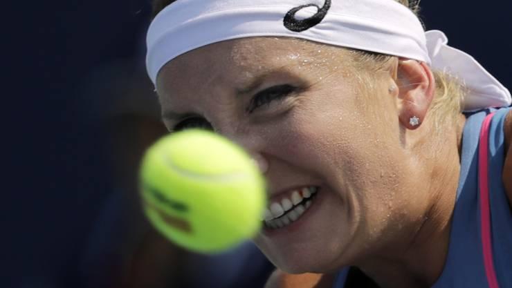 Timea Bacsinszky muss sich im Halbfinal von Tianjin der Tschechin Karolina Pliskova beugen