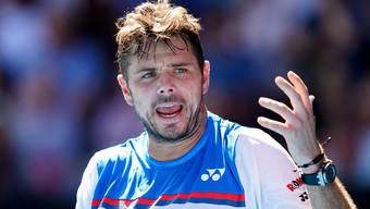 Stan Wawrinka scheitert in den Viertelfinals der Australian Open.
