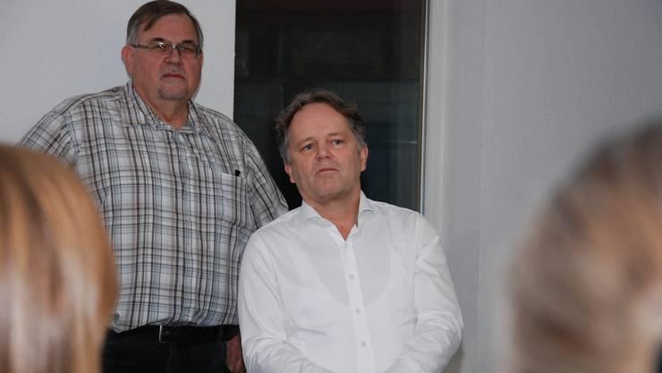 Daniel und Hans-Peter Dreier