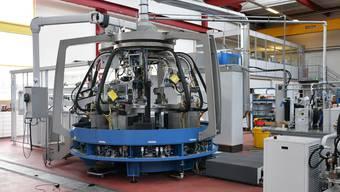 Der Maschinenbau überzeugt weiterhin.