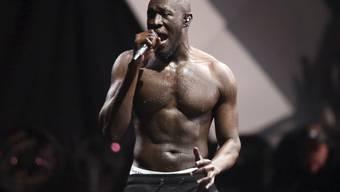 Der britische Rapper Stormzy tritt nicht am Snowbombing-Festival im österreichischen Mayrhofen auf. Der Grund: Sicherheitspersonal habe seine Freunde wegen ihrer Hautfarbe ins Visier genommen. (Archivbild)