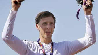 David Graf holt WM-Bronze