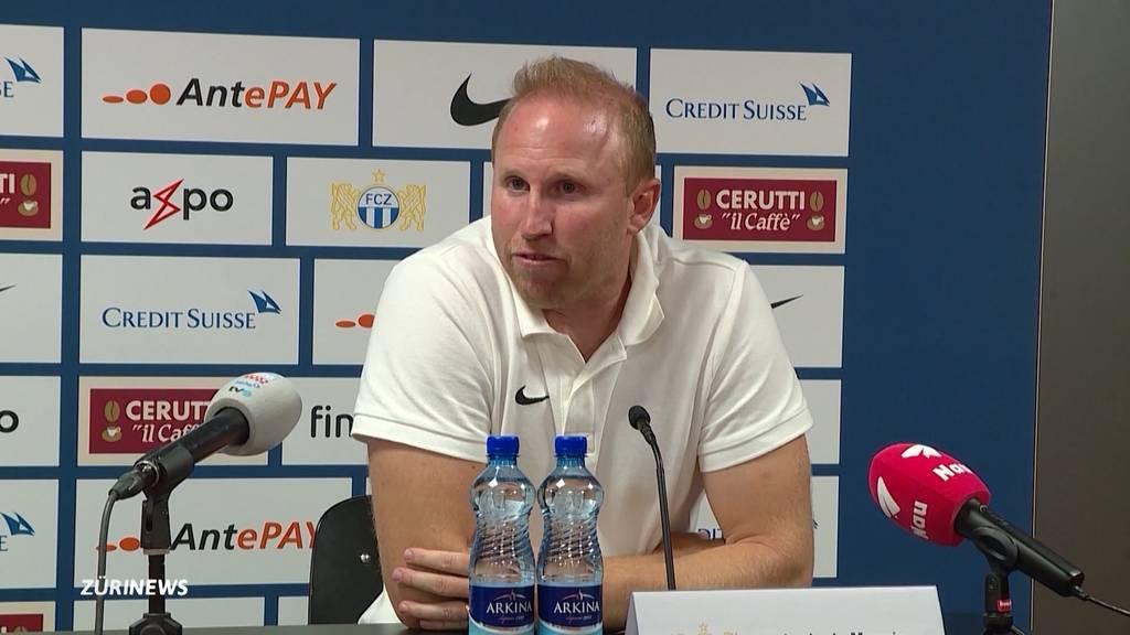 FC Zürich schmeisst Trainer Ludovic Magnin raus